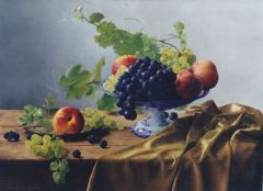 French Fruitplate 46 x 61 cm