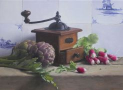 Country Stillife 33 x 46 cm